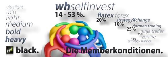Besser traden. » Pioneer der Broker Rabatte in Deutschland. Willkommen bei tf1!