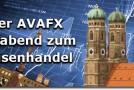 AVAFX – Erster (kostenloser) Infoabend zum Devisenhandel in München