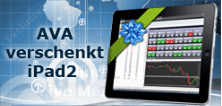 iPad2 geschenkt! AVAFX verschenkt aktuell für jede neue Kontoeröffnung ab 5000 EUR ein brandneues IPad2