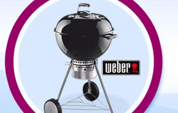 OnVista schenkt Tradern einen original Weber Grill