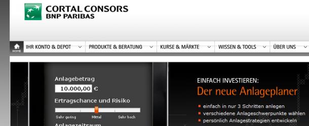 Cortal Consors Deutschland: Kai Friedrich ist neuer CEO