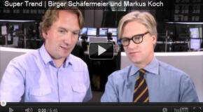 Birger Schäfermeier und Markus Koch erklären den Super Trend Indikator