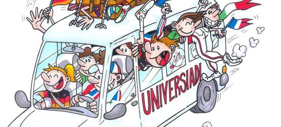 Universiade 2012: Hochschul Trading Wettbewerb von Directa