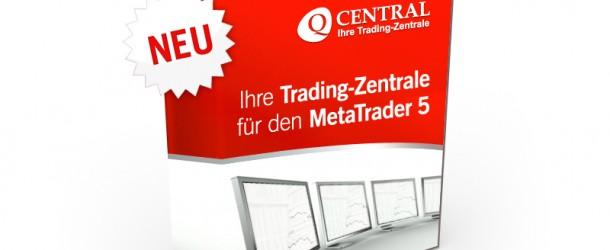 MetaTrader 5 mit neuem, einzigartigem Trading-Terminal
