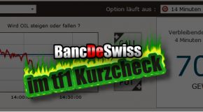 Swiss bank: Binary Options Trading. First contact and our opinion