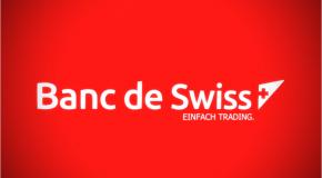 Banc de Swiss Bonus: Banc de Swiss bietet Einzahlungsbonus von 10% bis Mittwoch den 12.09.2012