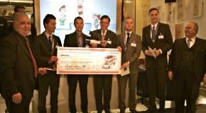Trading Universiade – Augsburger Team TFOA hat das Preisgeld in Höhe von 20.000 Euro gewonnen