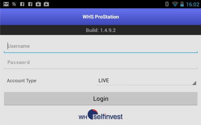Wh selfinvest forex review