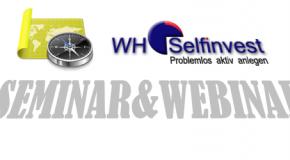 4.- 8. February 2013 – WH Selfinvest meets Austria! Seminar Schedule 2013 for Austria (Innsbruck, Graz, Vienna, Linz, Salzburg)
