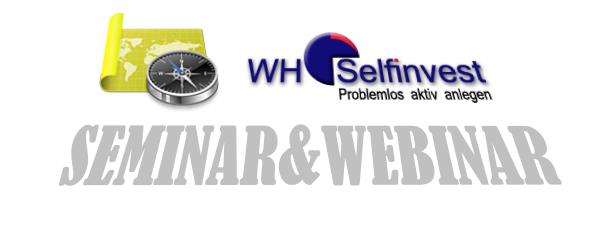 4.- 8. Februar 2013 – WH Selfinvest meets Austria! Seminartermine 2013 für Österreich (Innsbruck, Graz, Wien, Linz, Salzburg)