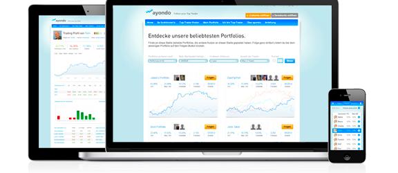 Tester gesucht: 100 EUR für Ayondo Erfahrungen und Testbericht
