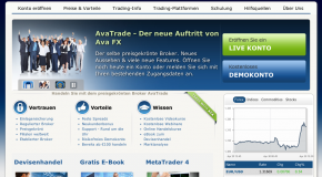 AvaTrade, the new name of Ava FX