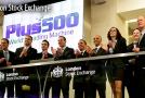 CFD Broker Plus500 geht an die Börse
