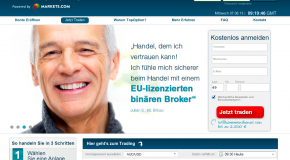 Markets.com gründet topoption.com fürs Brokerage mit binären Optionen