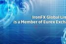 IronFX ist Mitglied der Terminbörse Eurex