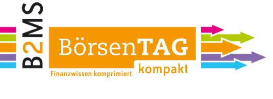Börsentag kompakt in Leipzig 10.05.2014