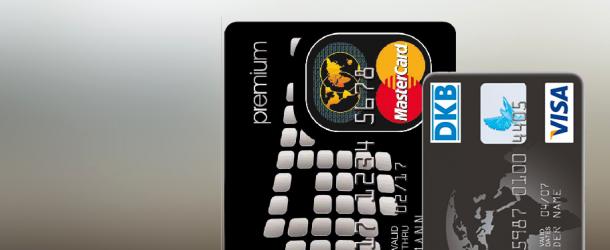 Die ersten Kreditkarten und Konten vergleichen