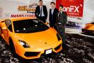 The Winner is: Magyar Balazs – Der Gewinner der IronFX Challenge und des Lamborghini Gallardo steht fest